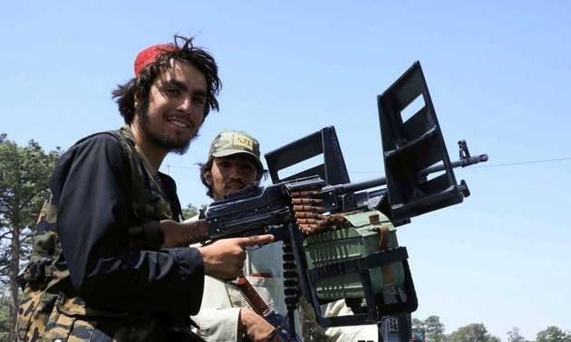 "Taliban spokesman says ""war is over in Afghanistan"""