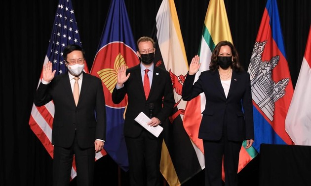 CDC office in Vietnam is a testament to US commitment to ASEAN: Vice President Harris
