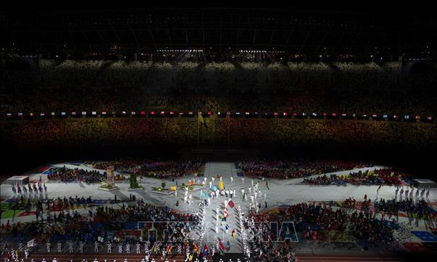 Tokyo 2020 Paralympics closes, China leads gold tally