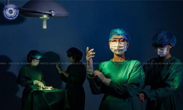 Vietnamese photographer wins international photo contest 2021