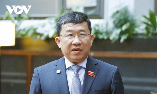European countries back vaccine technology transfer to Vietnam: NA Foreign Affairs chief