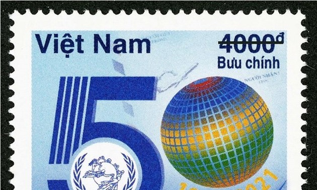 Vietnam issues stamp on 50th anniversary of UPU International Letter Writing Contest
