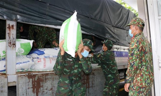 136 thousand tons of rice allocated to people affected by pandemic