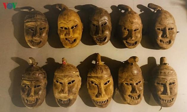 勉语瑶族人文化信仰中的面具
