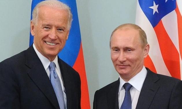 美国与俄罗斯发表战略稳定联合声明