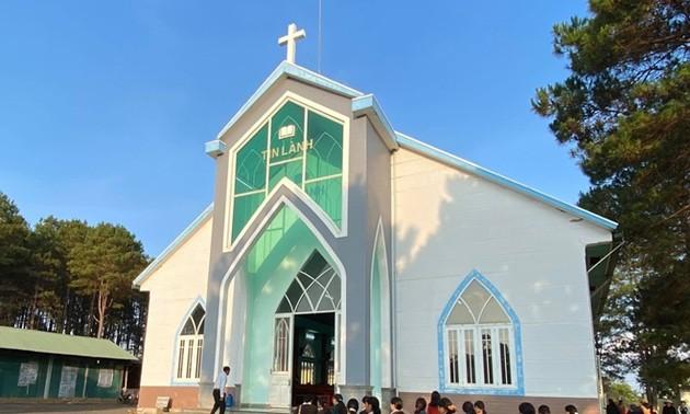 歪曲和污蔑抹黑不了越南宗教信仰自由的事实