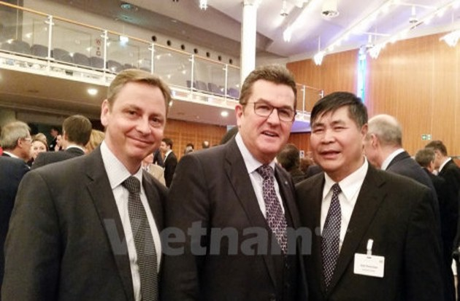 Предприятия Баварии проявляют интерес к вьетнамскому рынку