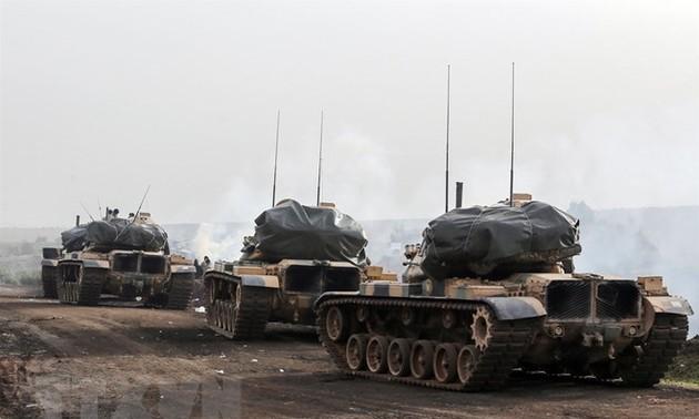 Правительство Сирии и курды заключили военное соглашение по Африну
