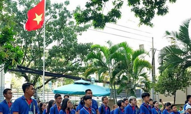Обнинский лагерь 2018 в России способствует сближению молодого вьетнамского поколения за рубежом