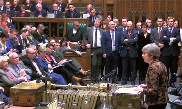Второй шанс Парламента Великобритании для голосования по соглашению по брекситу