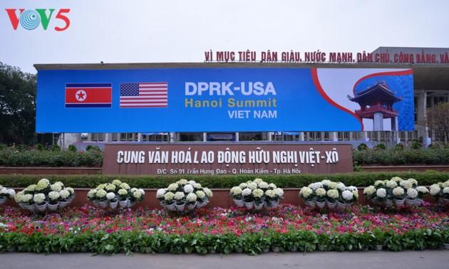 Вьетнам предоставляет наилучшие условия иностранным журналистам, аккредитованным на саммите США-КНДР