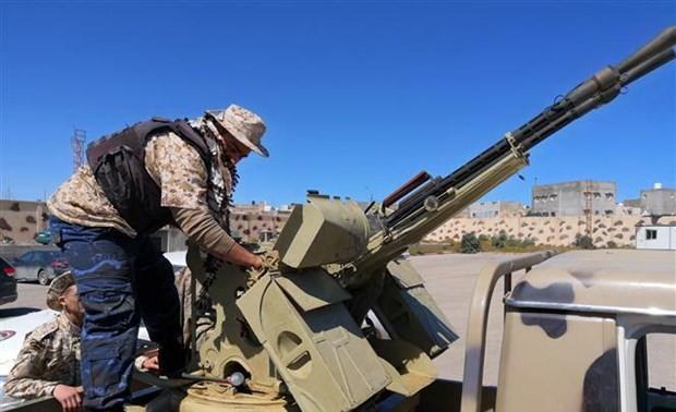 Боевые действия продолжаются в Триполи, несмотря на призыв ООН прекратить огонь