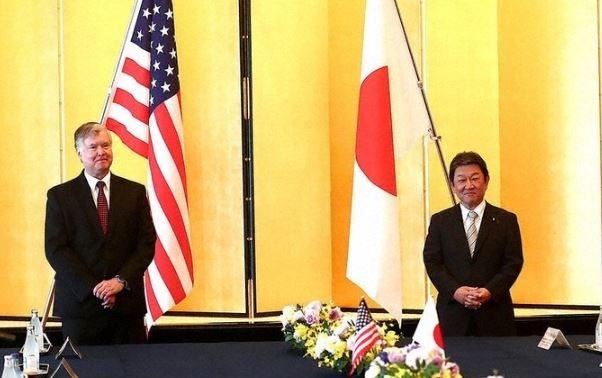 Замгоссекретаря США и глава МИД Японии обсудили вопросы, связанные с КНДР