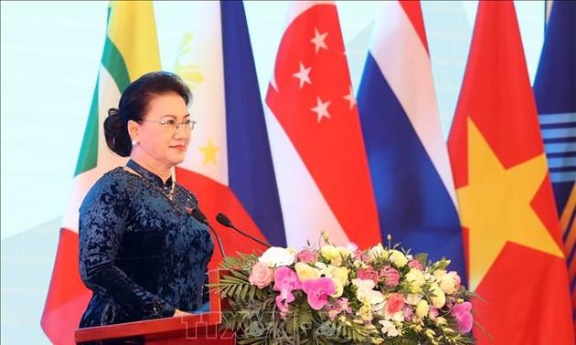 На 41-й сессии Межпарламентской ассамблеи АСЕАН рассматриваются важные вопросы