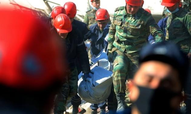В Нагорном Карабахе снова идут боевые действия