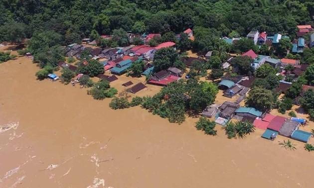 АСЕАН готова поддерживать страны Юго-Восточной Азии, пострадавшие от наводнений и оползней.