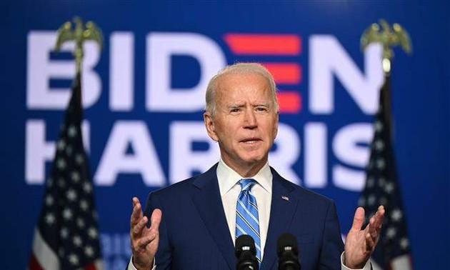 Демократ Джо Байден заявил о продвижении процесса передачи власти после выборов