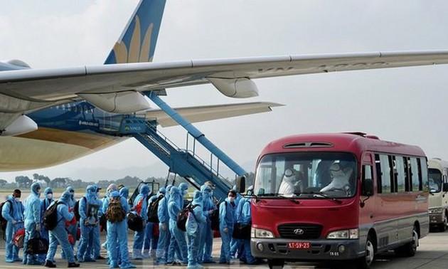 Усиление мер предосторожности в отношении въезжающих во Вьетнам