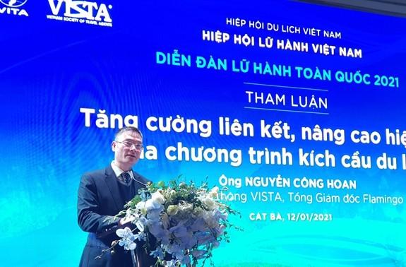 Vietnam Travel 2021: Решения для восстановления и развития туризма Вьетнама