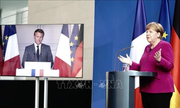 Германия и Франция обсудили региональные вопросы и отношения с РФ и США
