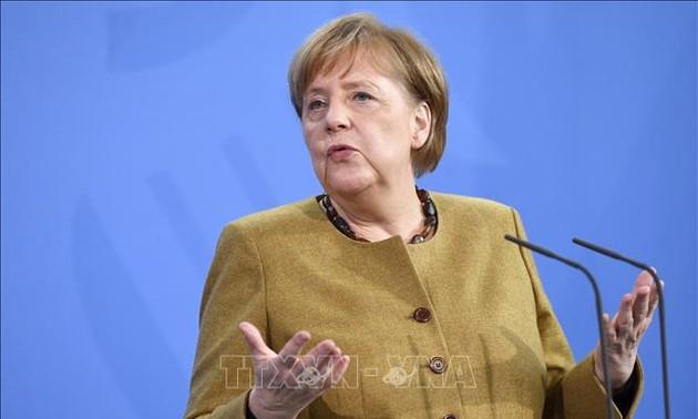 Канцлер Германии призвала к полному гендерному равноправию по случаю 8 марта