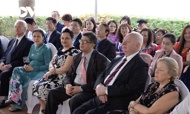 Накануне Наурыза вьетнамская общественность познакомилась с казахским музыкальным искусством