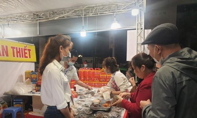 В Ханое прошел митинг в отклик на день защиты прав вьетнамских потребителей