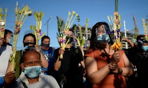 В мире прошел праздник Пасхи на фоне пандемии