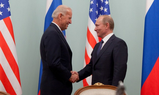 Президент США выразил надежду на встречу с российским коллегой Владимиром Путиным