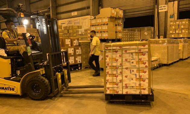 Экспорт вьетнамских личи в Японию вырос
