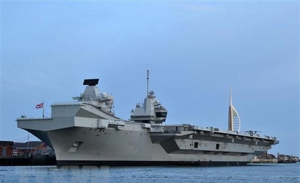 Япония и Великобритания сотрудничают в продвижении свободного и открытого Индо-Тихоокеанского региона