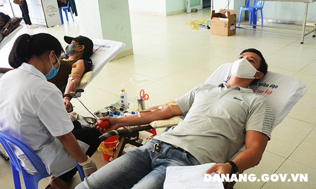 Blood donations during COVID-19 pandemic