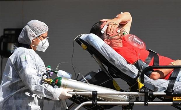 Количество умерших из-за коронавируса в Бразилии превысило 500 тыс. человек