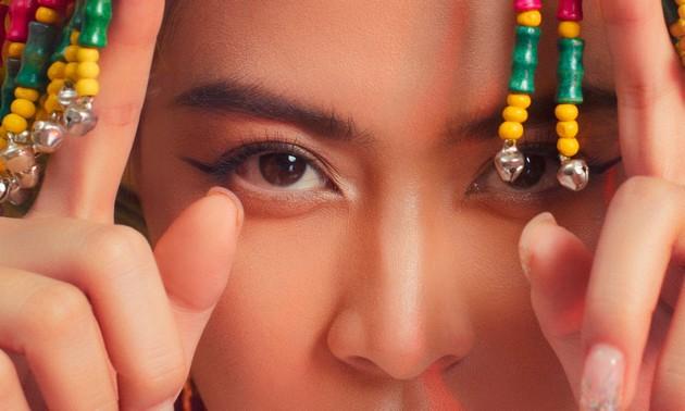Красавица Хоанг Тхуи Линь и альбом «Хоанг»