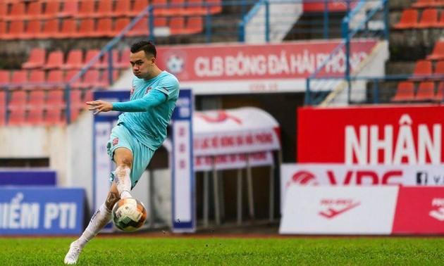 Футболист Андрей Нгуен: «Играть за сборную – это мечта всех вьетнамских игроков, включая меня»