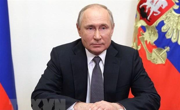 Президент В.В.Путин:  Выборы в Госдуму — важнейшее событие