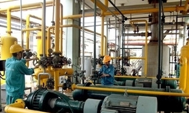 Industrial production increases 4.2 percent