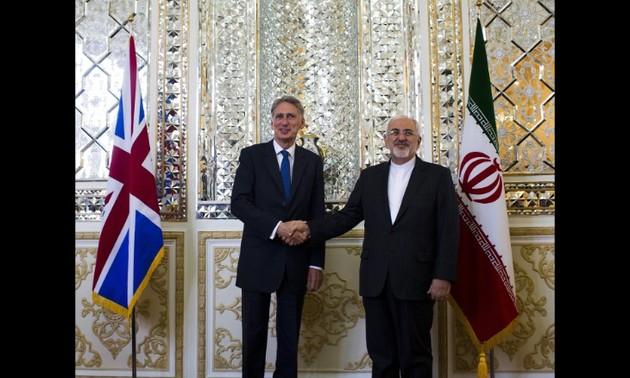 Britain, Iran reopen embassies