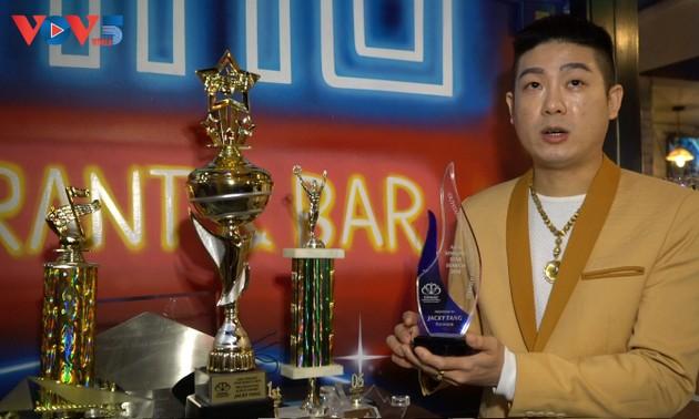 Jacky Tăng - ca sỹ của cộng đồng người Việt ở Canada
