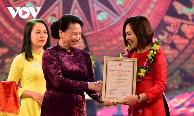 """Giải báo chí """"75 năm Quốc hội Việt Nam"""": VOV đoạt 03 giải"""