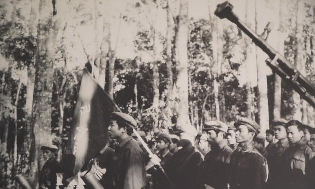 50 năm chiến thắng Đường 9- Nam Lào qua những bức ảnh lịch sử