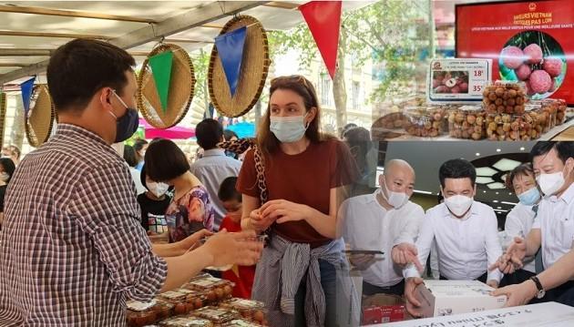 Kết nối – tiêu thụ nông sản Việt trong đại dịch COVID-19