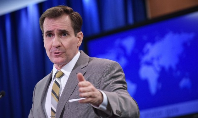 US State Department: Russia is welcomed to observe US election