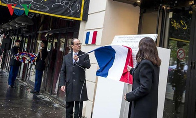 France marks one-year anniversary of Paris terror attacks