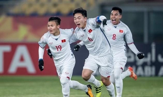 Vietnam books a ticket to AFC U23 Championship quarterfinals