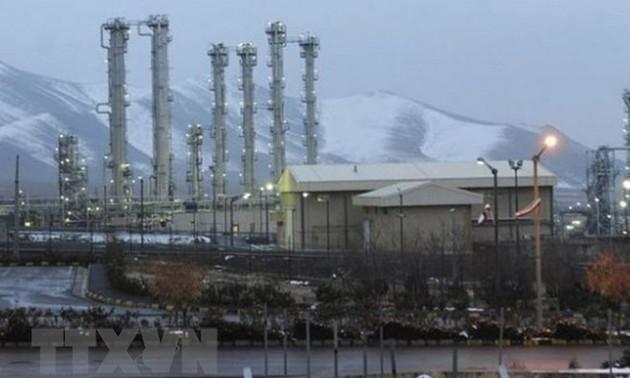 Iran moves toward enriching nuclear fuel