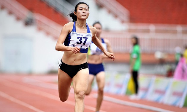 """Le Tu Chinh and her dream of securing the title """"Queen of Speed in Southeast Asia"""""""