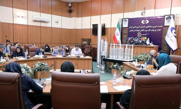 Iran able to enrich uranium up to 60%, says atomic energy agency spokesman