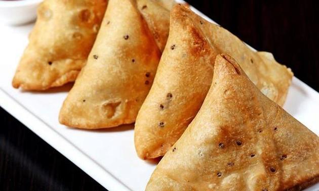 Samosa – an Indian snack