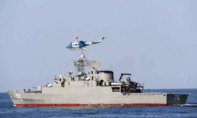 Iran says 19 dead in Gulf of Oman friendly-fire incident